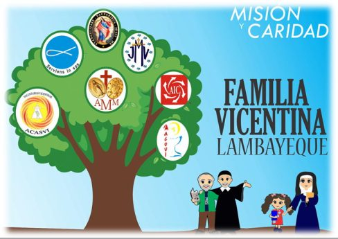 Familia Vicentina Lambayeque: Primeros Pasos