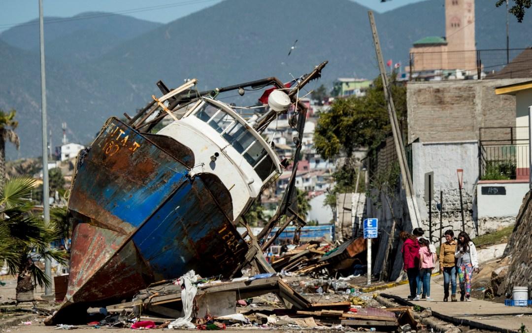 Misioneros sin novedad después del terremoto, en Chile