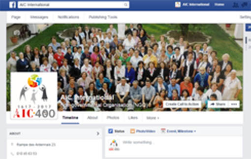 Nueva página Facebook AIC: una oportunidad que aprovechar por múltiples razones…