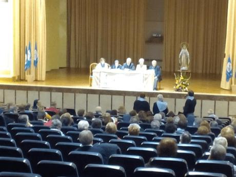Asamblea de la AMM en España