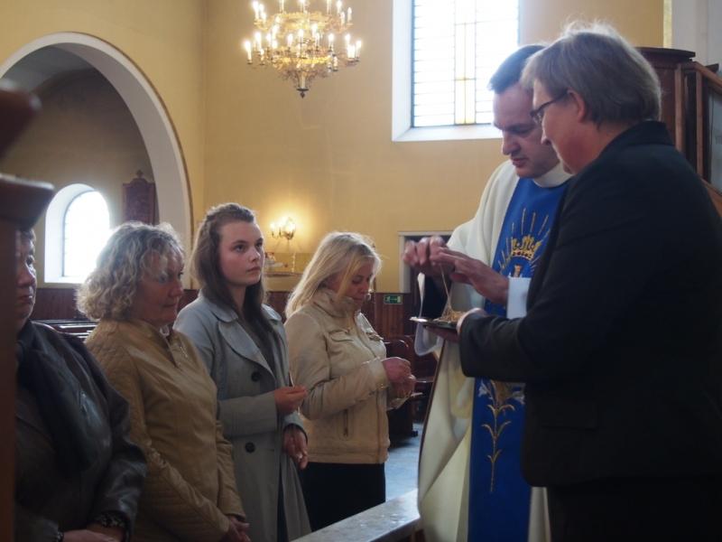 """""""Oh María sin pecado concebida…"""": Testimonio de un Sacerdote de la Congregación de la Misión"""