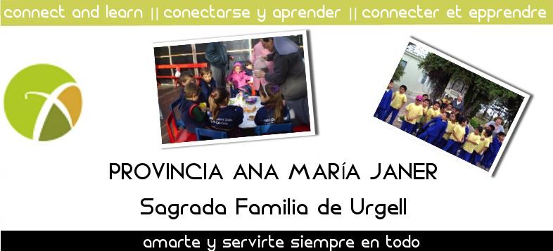 Conectarse y Aprender: Religiosas de la Sagrada Familia de Urgell