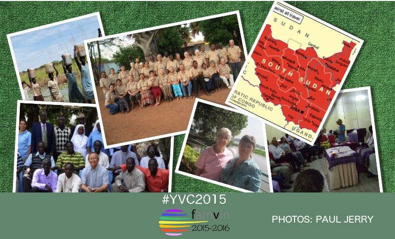 Servir: Sudan del Sur