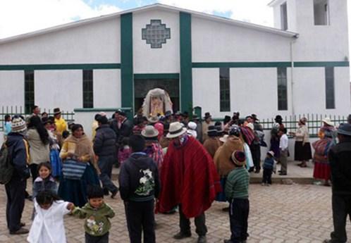Noticias de la Misión Internacional de El Alto (Bolivia), por el P. Diego Pla, C.M.