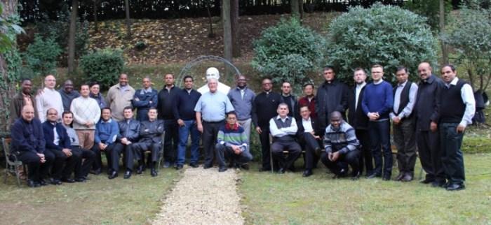 Encuentro de Estudiantes Vicencianos de la Congregación de la Misión en la Curia General