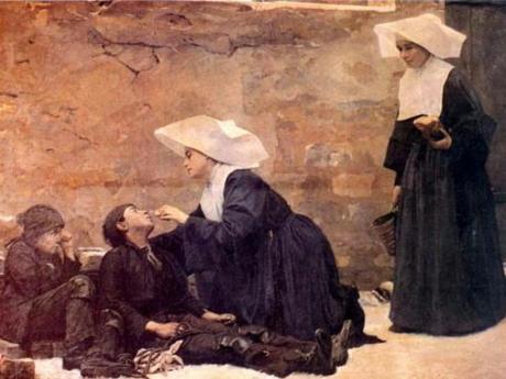 La misericordia de las Hijas de la Caridad (Primera parte)