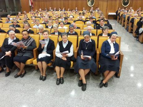 La Provincia España Sur de las Hijas de la Caridad se une con la de África Norte