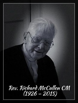 P. Richard McCullen: Su biografía y epílogo personal