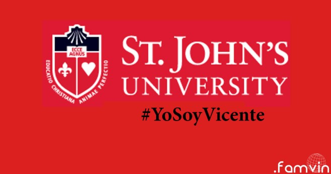 #YoSoyVicente: @StJohn's