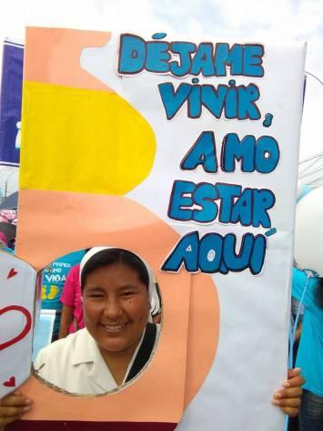 marcha por la vida peru 2016 5