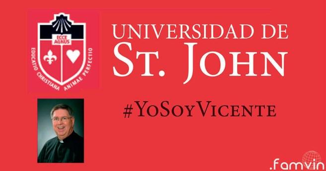 Cuando voy a visitar a los pobres… #YoSoyVicente @StJohnsU