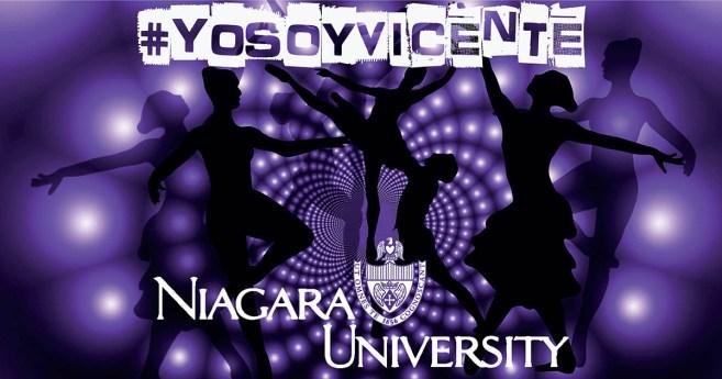 Danzo y #YoSoyVicente @NiagaraAlumni