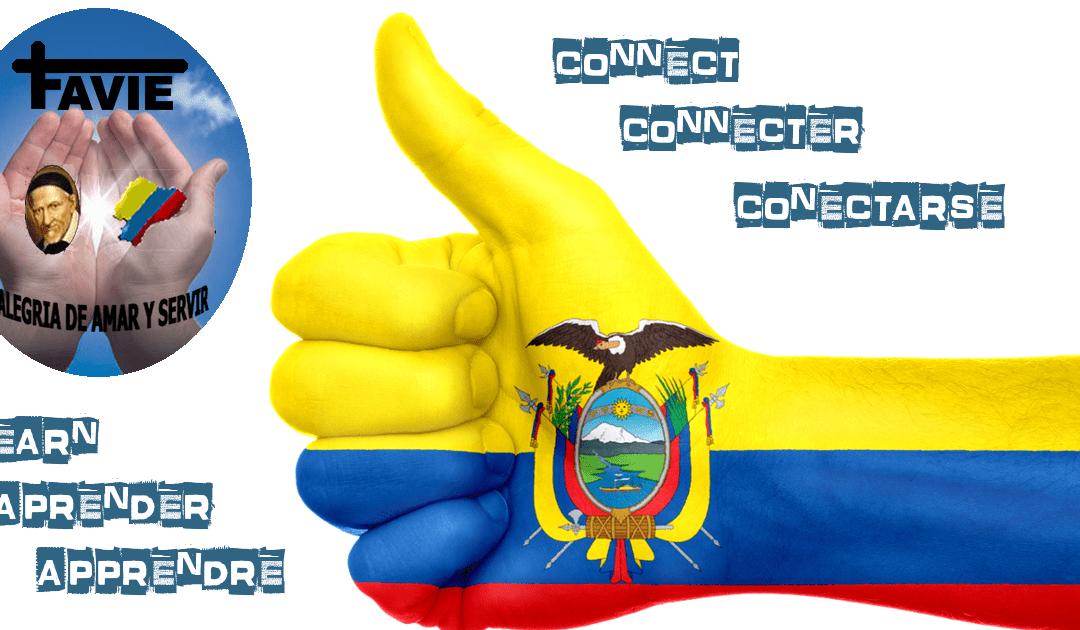 Familia Vicentina en Ecuador: Conectarse y Aprender