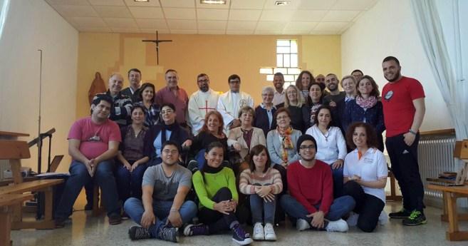 Encuentro VFCAP en Barcelona (España), del 22 al 24 de abril de 2016