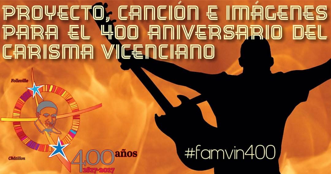 400 aniversario video cancion fb