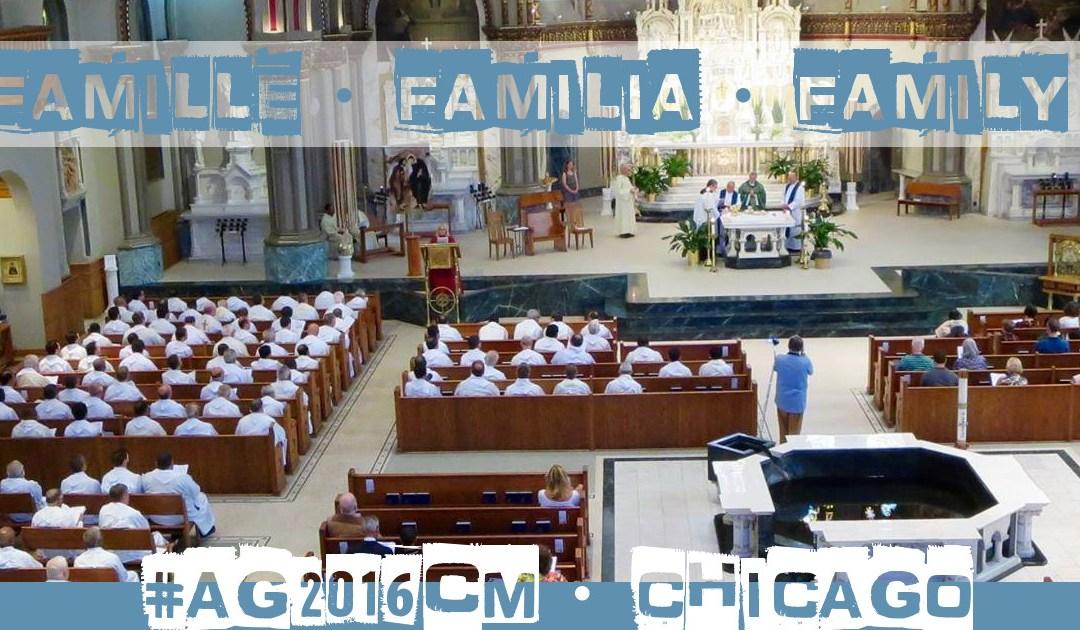 Eucaristía con la Familia Vicenciana en Chicago