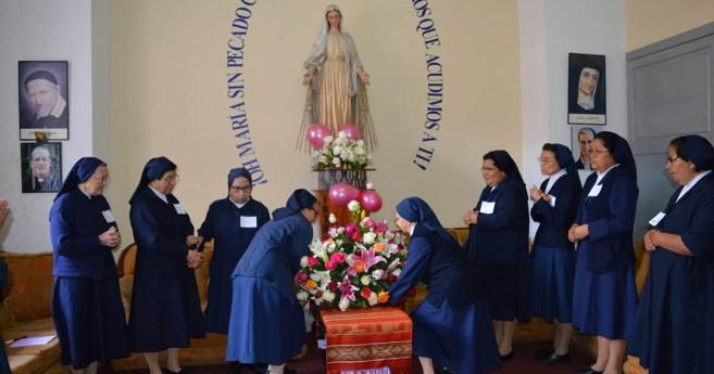 Hijas de la Caridad: 146 años de presencia en Ecuador