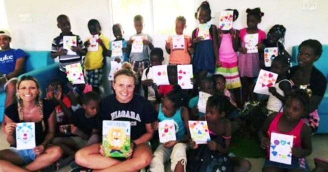 Los misioneros de la Universidad de Niagara regresan a casa @NiagaraUniv
