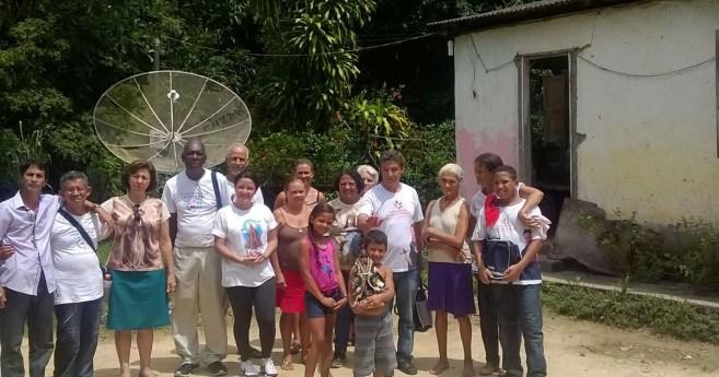 Juan Carlos y Virginia, misioneros laicos: «Sentimos la necesidad de dar lo que recibimos gratis»