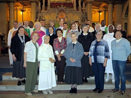 El Centro Internacional de Formación (CIF) organiza un encuentro para la Familia Vicenciana