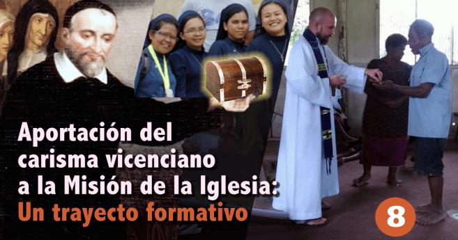 ¡Nos lo enseñó el Padre Vicente! • «Aportación» nº 8