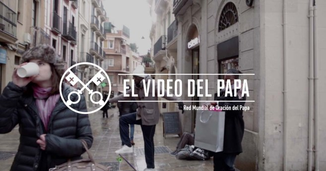 «El vídeo del Papa» (14): Acoger a los necesitados (febrero de 2017)