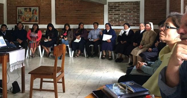 Taller de Cambio Sistémico en Quetzaltenango (Guatemala)