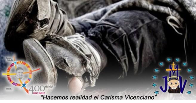 ¡Hacemos realidad el Carisma Vicenciano!