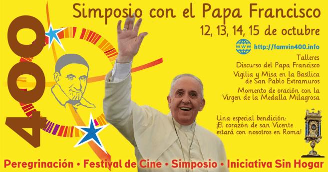 Reflexión sobre el Simposio de la Familia Vicenciana en Roma, octubre de 2017