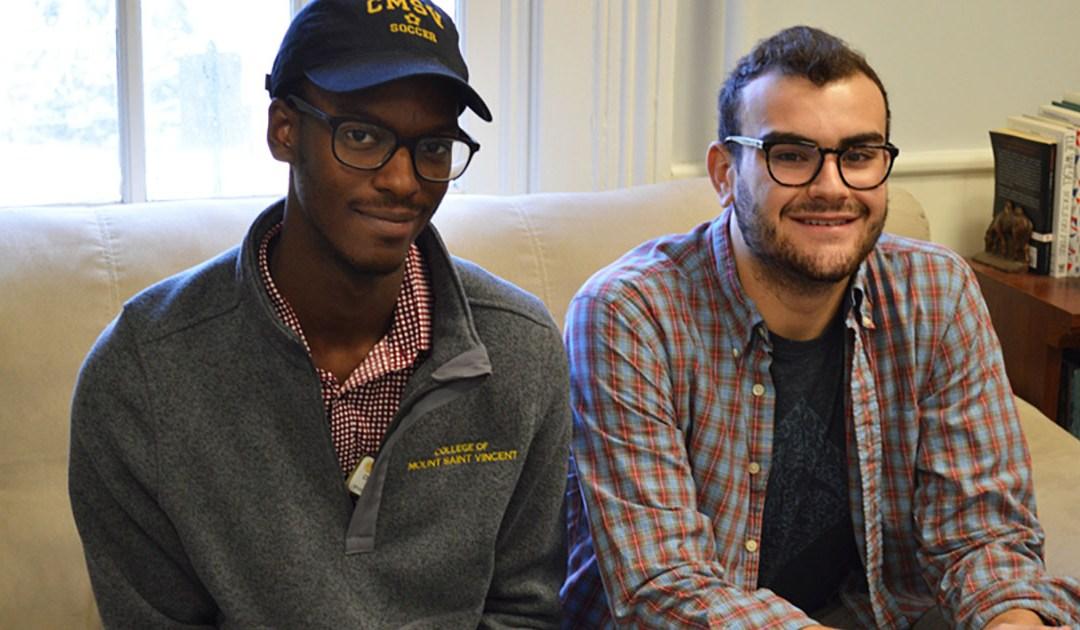 Los estudiantes de Mount traen espíritu de servicio a Etiopía #YoSoyVicente