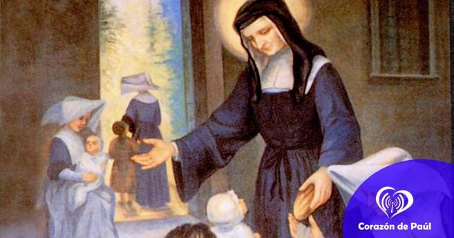 Novena a Santa Luisa de Marillac, día 7 (6 de mayo)