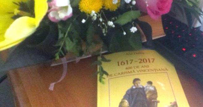 «400 años del Carisma Vicenciano»: libro publicado en Rumanía #famvin400
