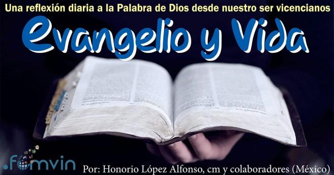 Evangelio y Vida para el 23 de abril de 2018