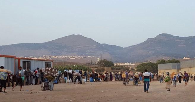 Hacia las periferias de la vida (6): Nador (Marruecos)