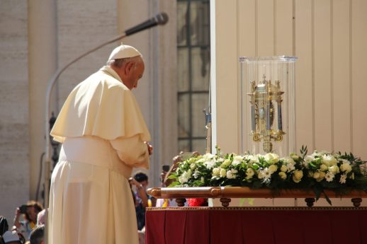 Mensaje del Santo Padre el papa Francisco a la Familia Vicenciana durante la audiencia del 14 de octubre