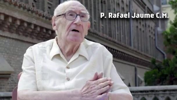 El P. Rafael Jaume habla de tres de los mártires vicencianos que se beatificarán el 11 de noviembre en Madrid