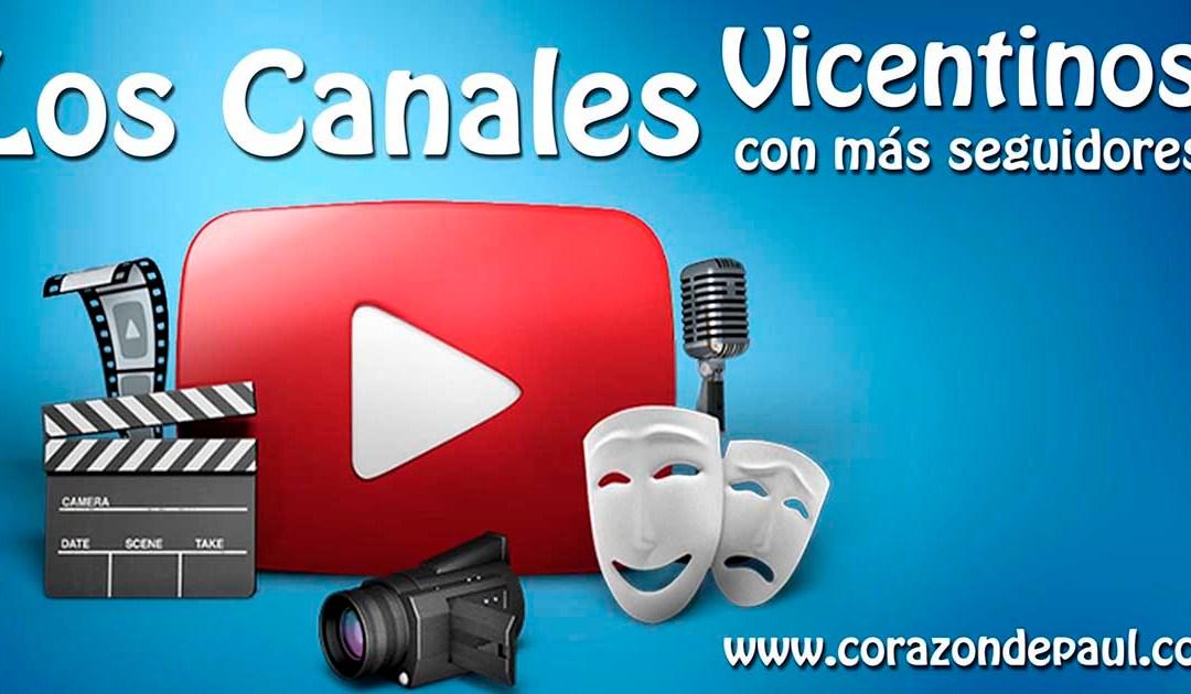 Los 13 canales vicencianos de YouTube con más seguidores