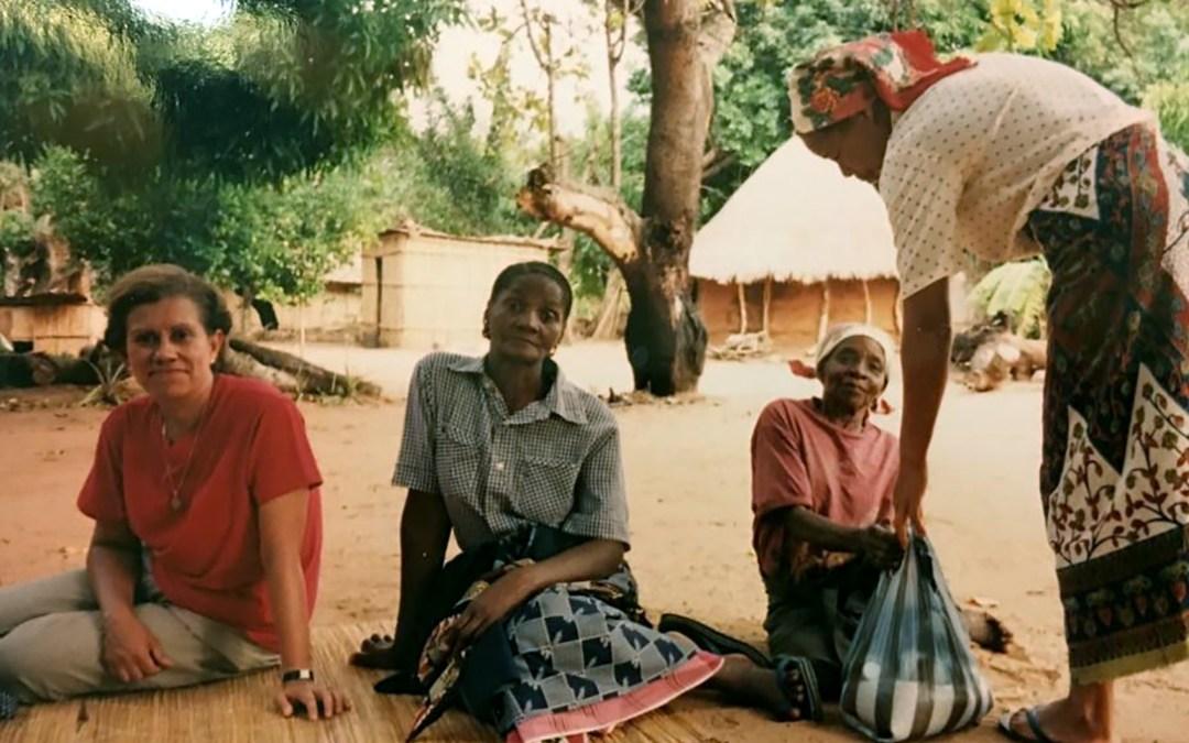 San Vicente de Paúl le cambió la vida y la llevó como misionera a África