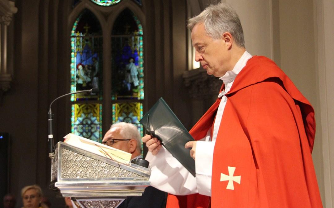 Palabras del Superior General, Tomaž Mavrič, C.M., durante la vigilia de oración el 10 de noviembre