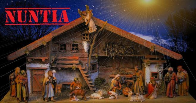 Felicitación navideña de la Curia General de la Congregación de la Misión