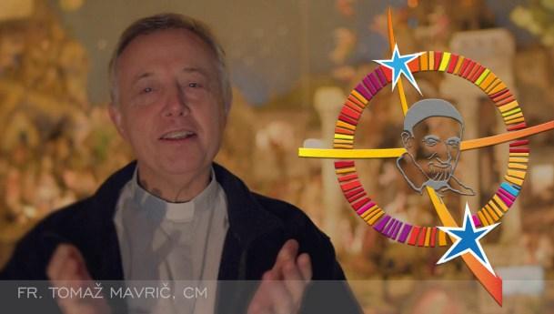 Saludo navideño del P. Tomaž Mavrič, CM a la Familia Vicenciana