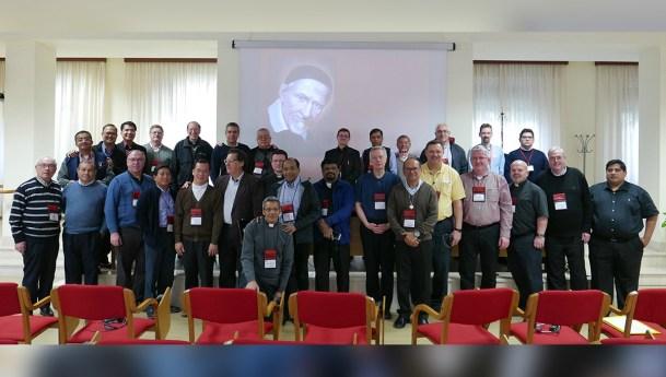 Encuentro de nuevos Visitadores de la Congregación de la Misión