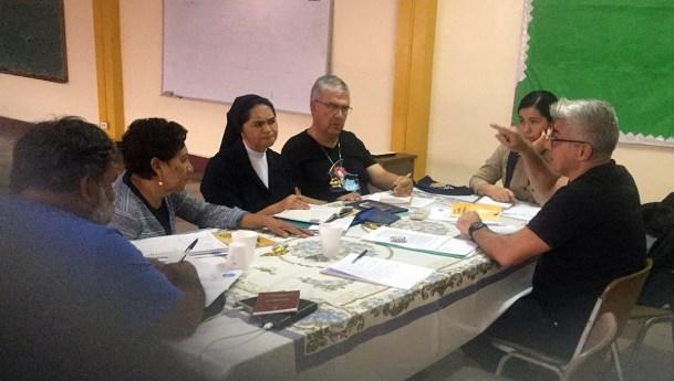 Encuentro de Coordinadores Regionales Latinoamericanos por el Cambio Sistémico