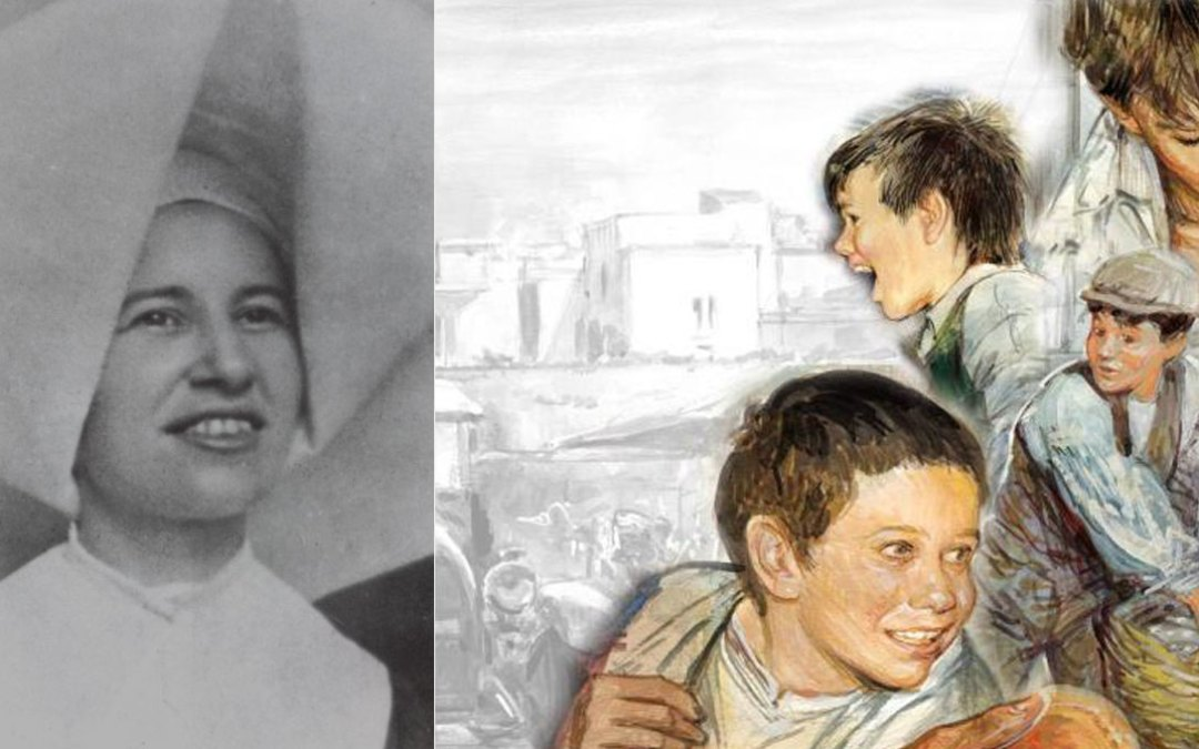 3 de febrero, memoria de la Beata Josefina Nicoli, Hija de la Caridad