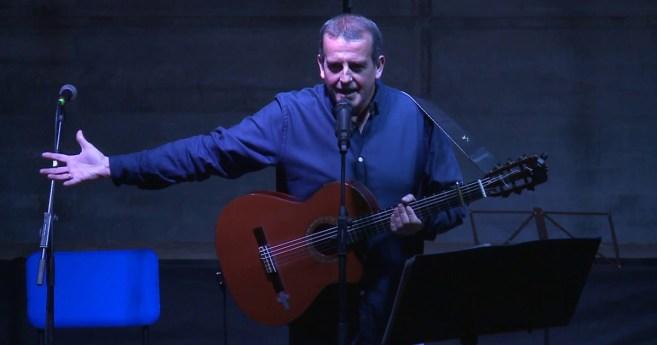 Video del reciente concierto de Nico Montero en Alicante
