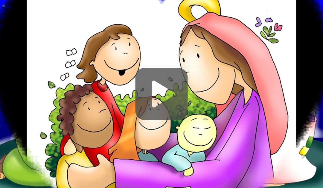 """""""Ave María"""": nuevo video-clip de Nico Montero"""