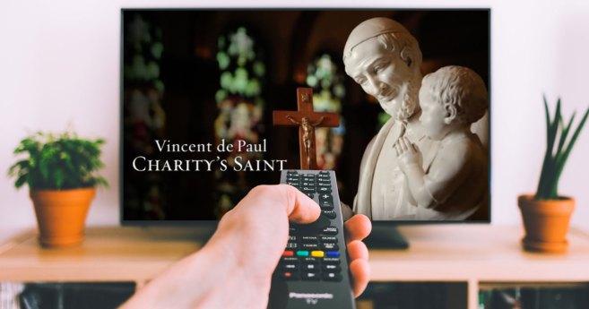 Documental: «Vicente de Paúl: el santo de la caridad»