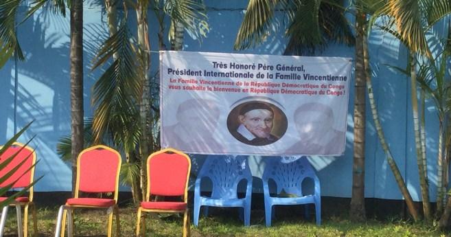 El P. Tomaž Mavrič, CM visitó la República Democrática del Congo