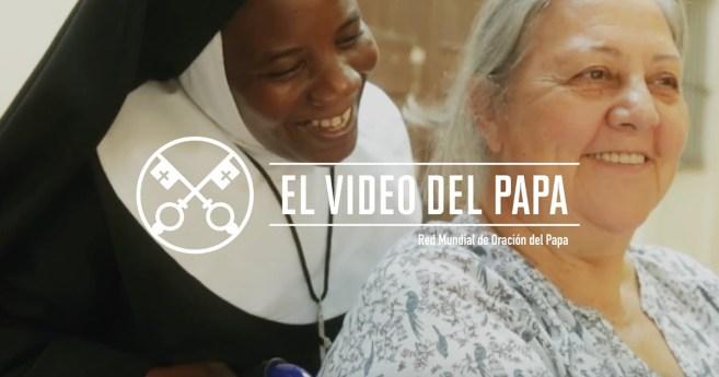 «El vídeo del Papa»: La misión de los consagrados (octubre de 2018)