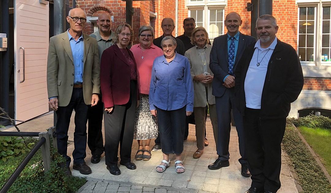 La Familia Vicenciana en Bélgica
